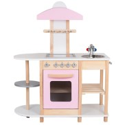 Cocinita de madera de diseño Pink