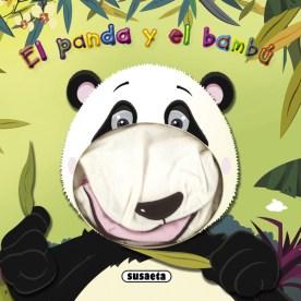 el panda y el bambu