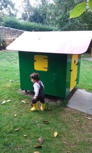 la casita de juguete