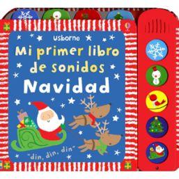 Mi primer libro de sonidos de navidad (usborne)