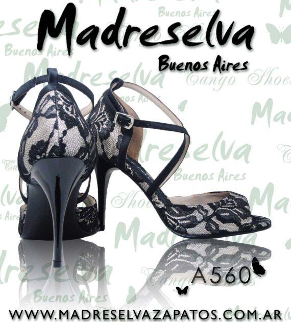 Tango Shoes A560