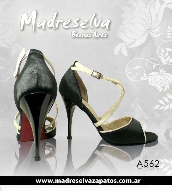 Zapatos de Tango A562