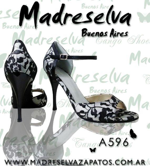 Tango Shoes A596