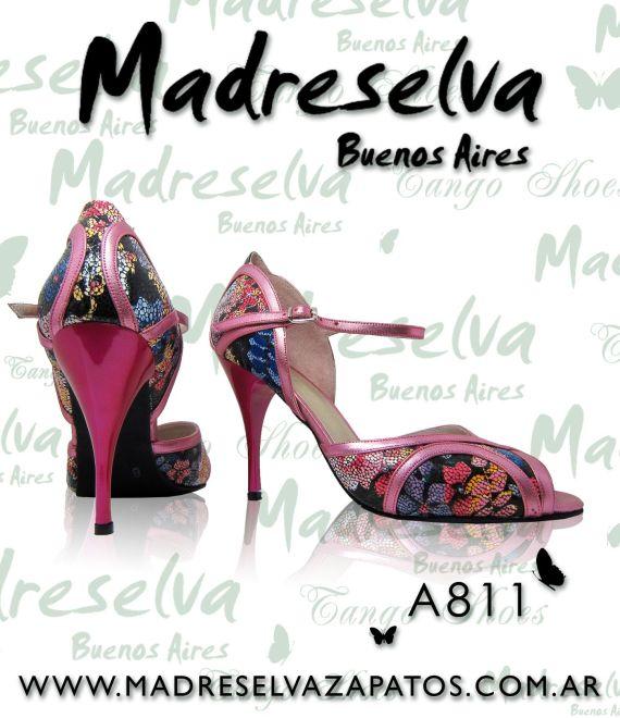 Zapatos de Tango A811