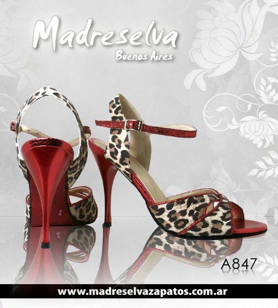 Zapatos de Tango A847