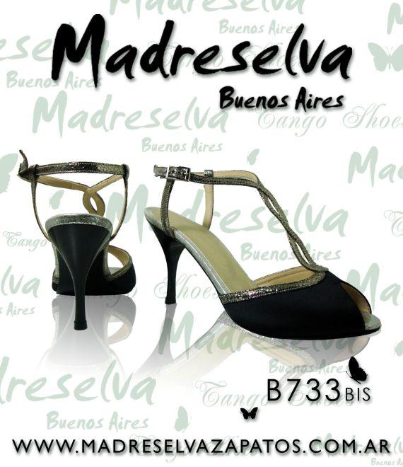Zapatos de Tango B733bis