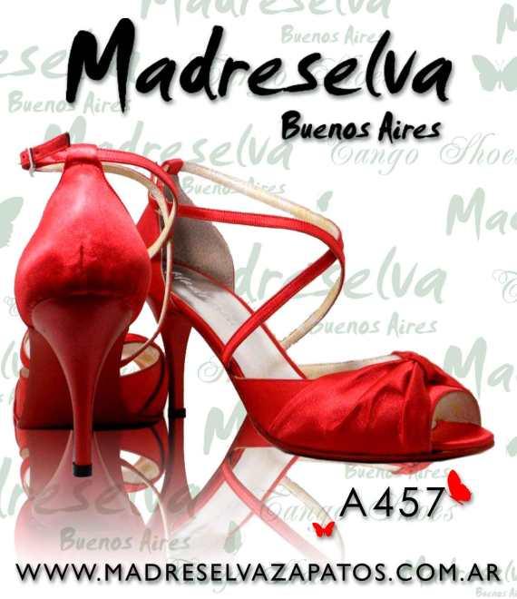Zapatos de Tango A457