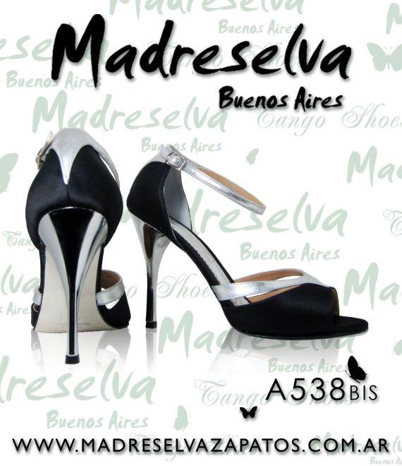 Zapatos de Tango A538bis