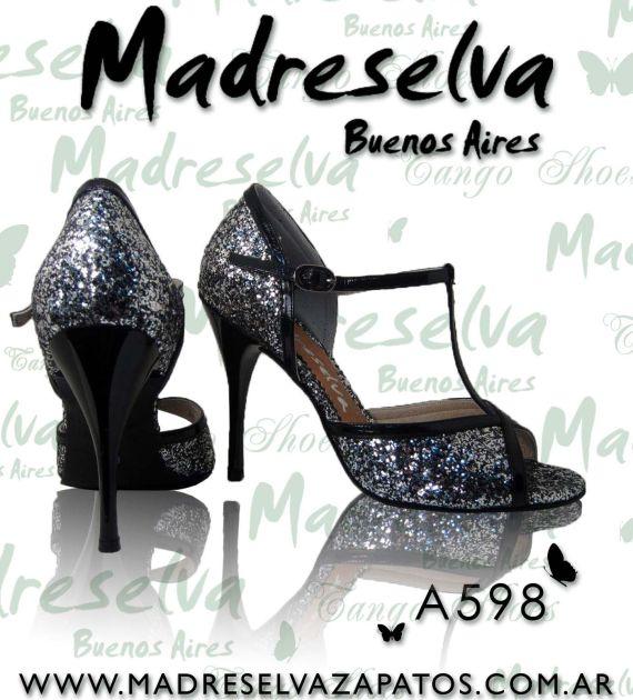 Tango Shoes A598