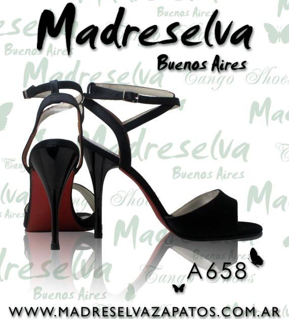 Zapatos de Tango A658