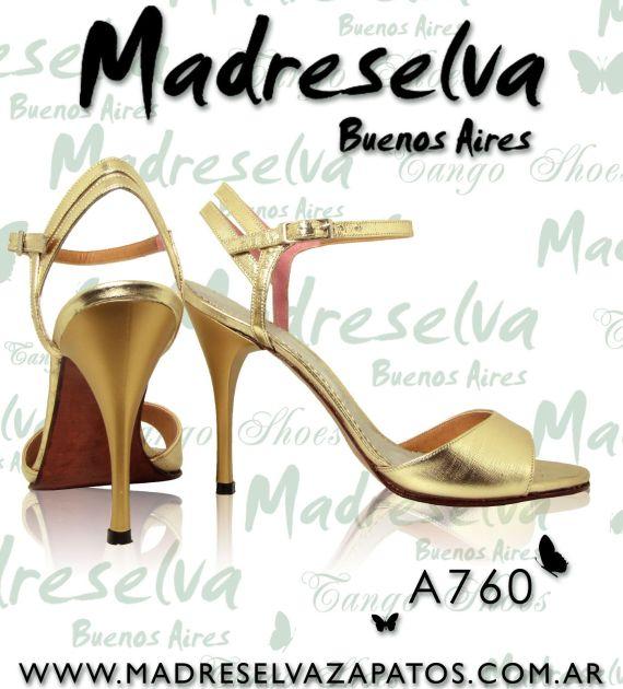 Zapatos de Tango A760