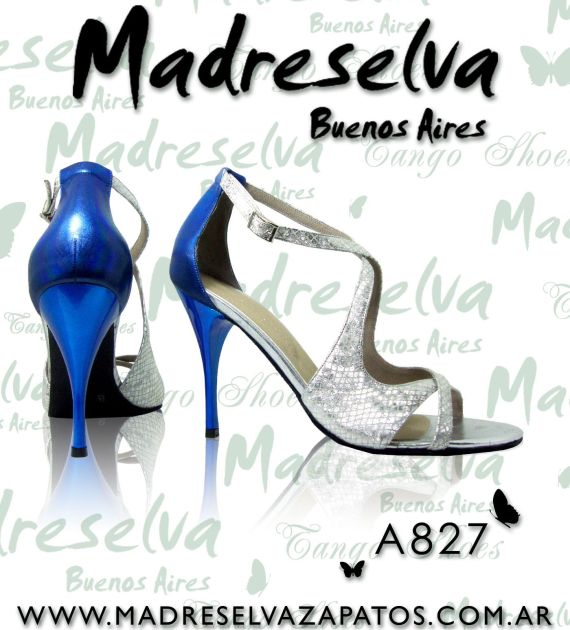 Zapatos de Tango A827