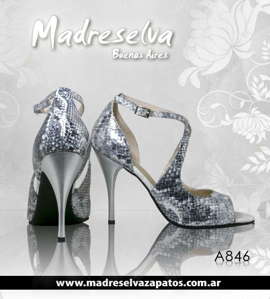 Zapatos de Tango A846