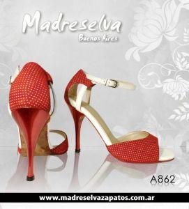 Tango Shoes Madreselva A862