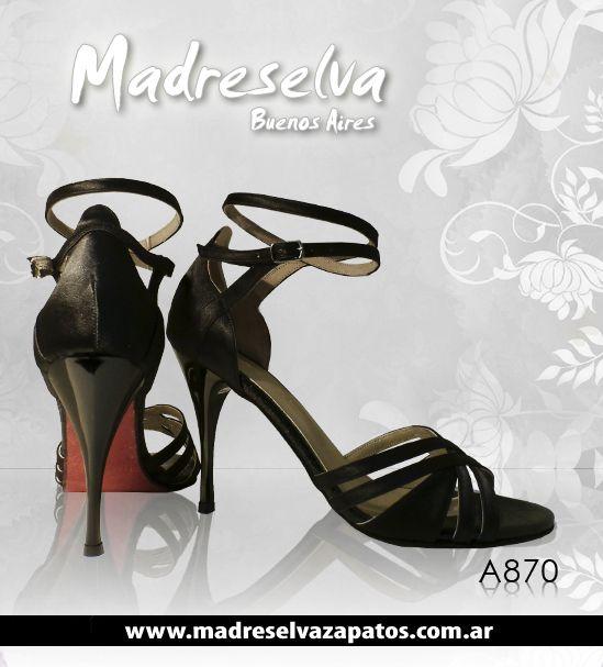 Zapatos de Tango A870