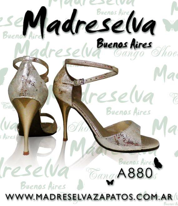 Zapatos de Tango A880