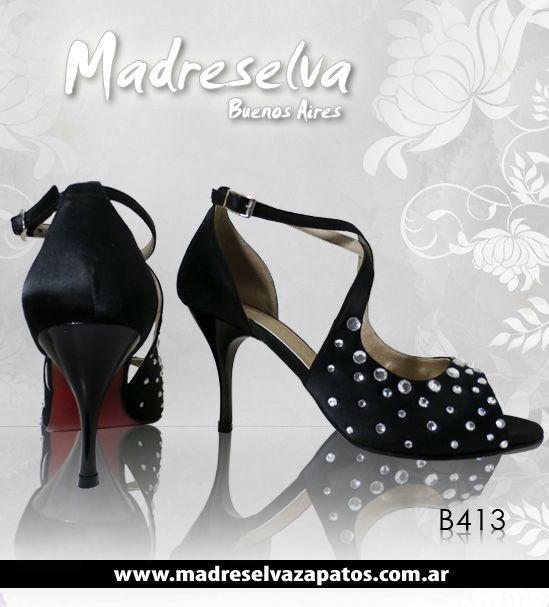 Zapatos de Tango B413