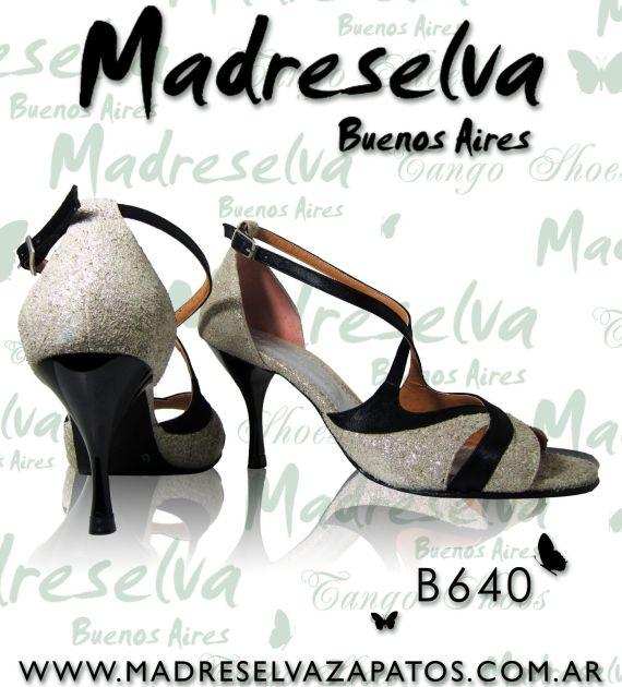 Zapatos de Tango B640