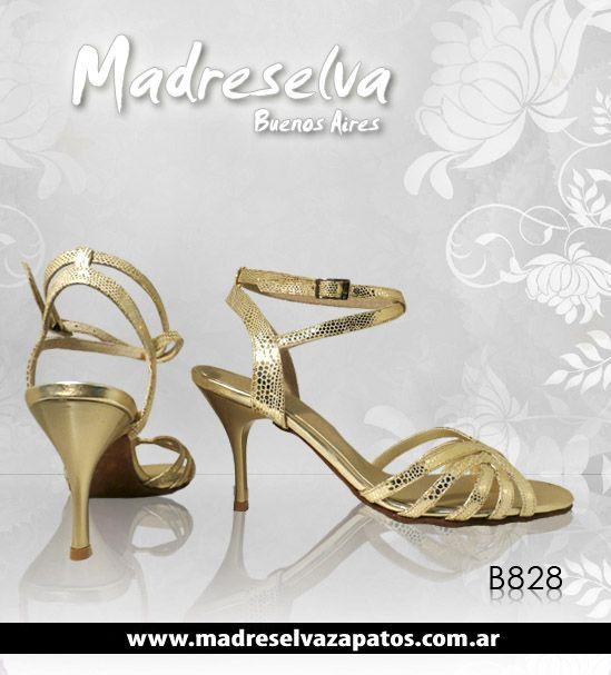 Zapatos de Tango B828