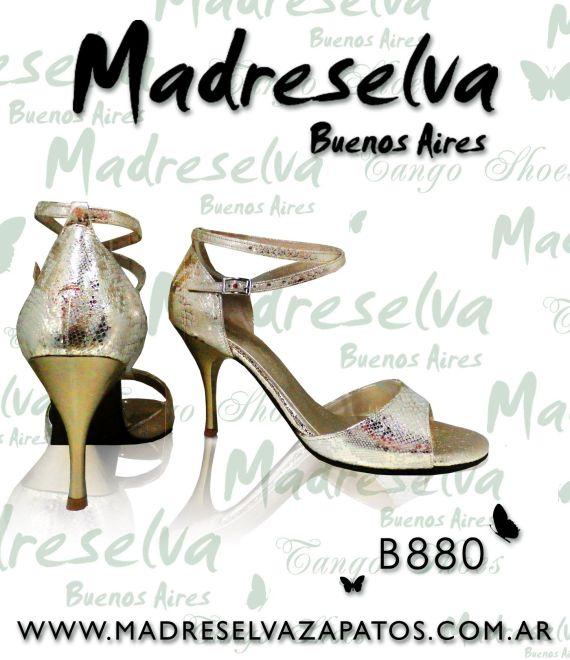 Zapatos de Tango B880