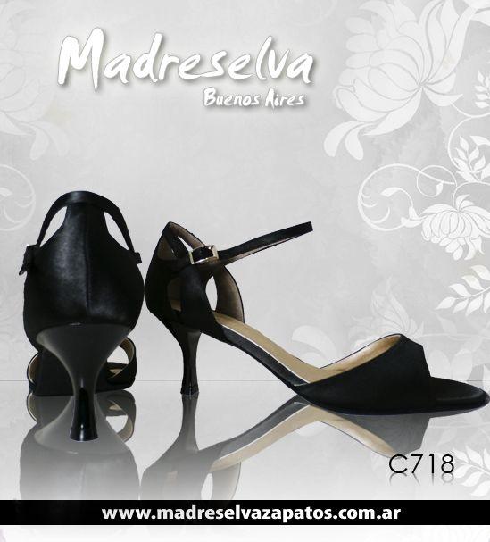 Zapatos de Tango C718