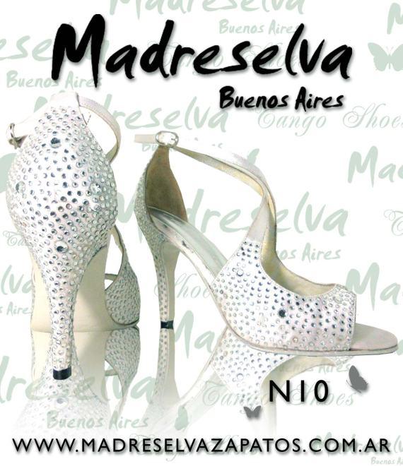 Zapatos de Novias N10