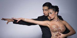 vestido de tango