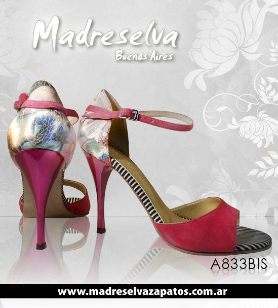 Zapatos de Tango A833bis