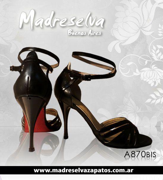 Zapatos de Tango A870bis