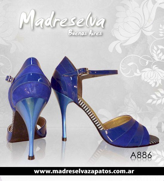Zapatos de Tango A886