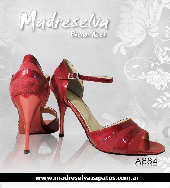 Zapatos de Tango A884