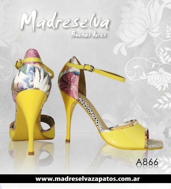 Zapatos de Tango A866