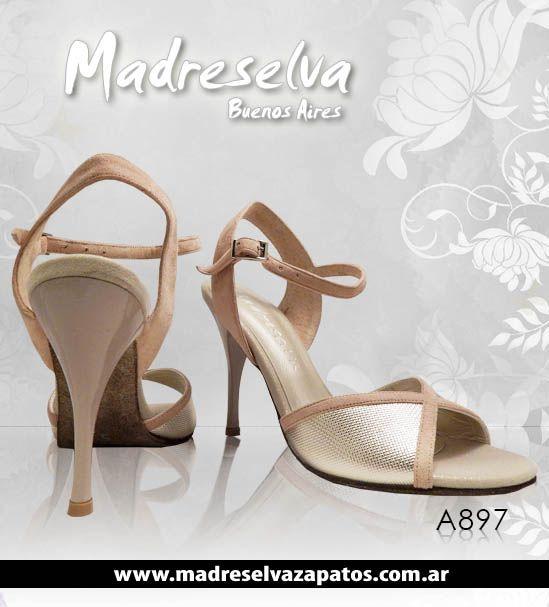 Zapatos de Tango A897