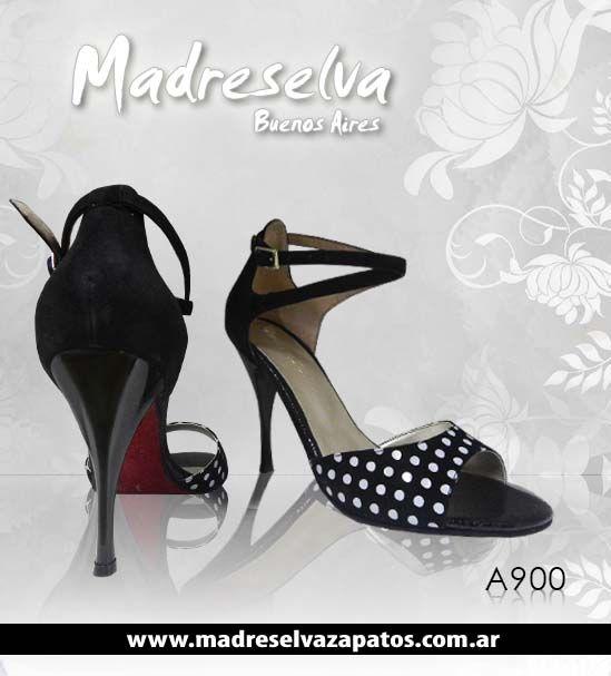 Zapatos de Tango A900