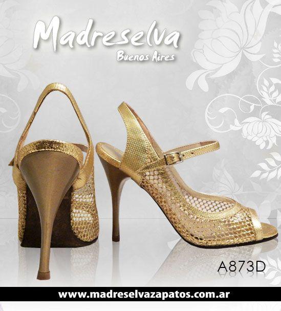 Zapatos de Tango A873 D