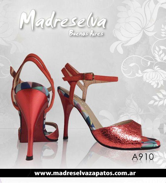 Zapatos de Tango A910