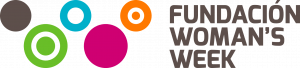 Logotipo en PNG de Fundación Woman's Week