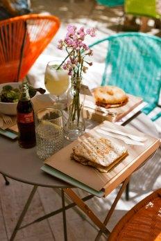 Sandwiches y bagels de Magasand