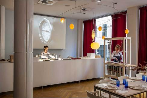 Restaurante Al Trapo del Hotel de las Letras