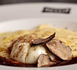 Huevo escalfado en Tweed Madrid
