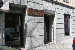 Kena en la calle Ferrer del Río de Madrid