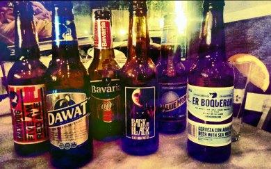 Cervezas especiales en Pez Tortilla Madrid