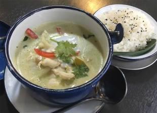 pui thai tapas restaurante tailandes madrid curry verde