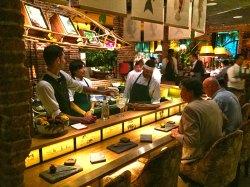 Restaurante Amazónico en la calle Jorge Juan