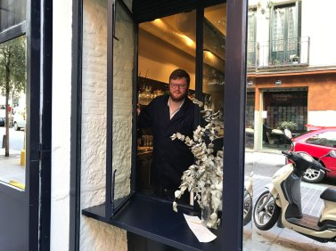 Lobsterie Madrid en Chueca