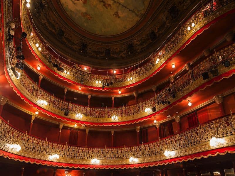 teatro lara, madrid