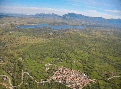 Aerea Villavieja del Lozoya