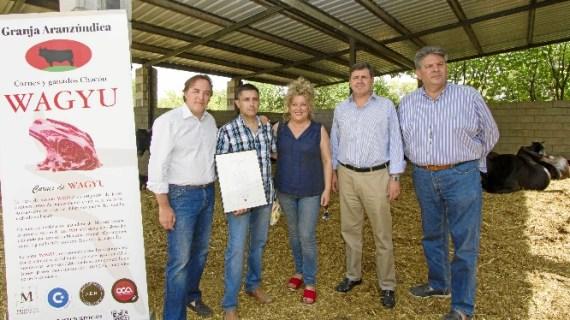 La carne de buey de Wagyu se suma a la marca 'M Producto Certificado'