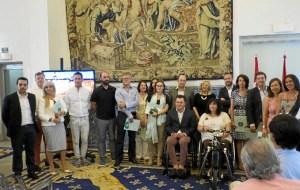 El Centro de Turismo de la Plaza Mayor es la primera oficina urbana de España con el certificado de Accesibilidad Universal.