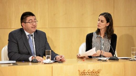 Madrid aprueba un programa para disminuir la entrada de vehículos privados al centro de la ciudad